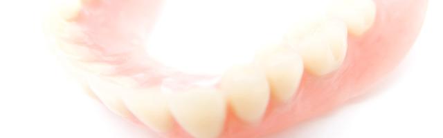 入れ歯治療の流れ